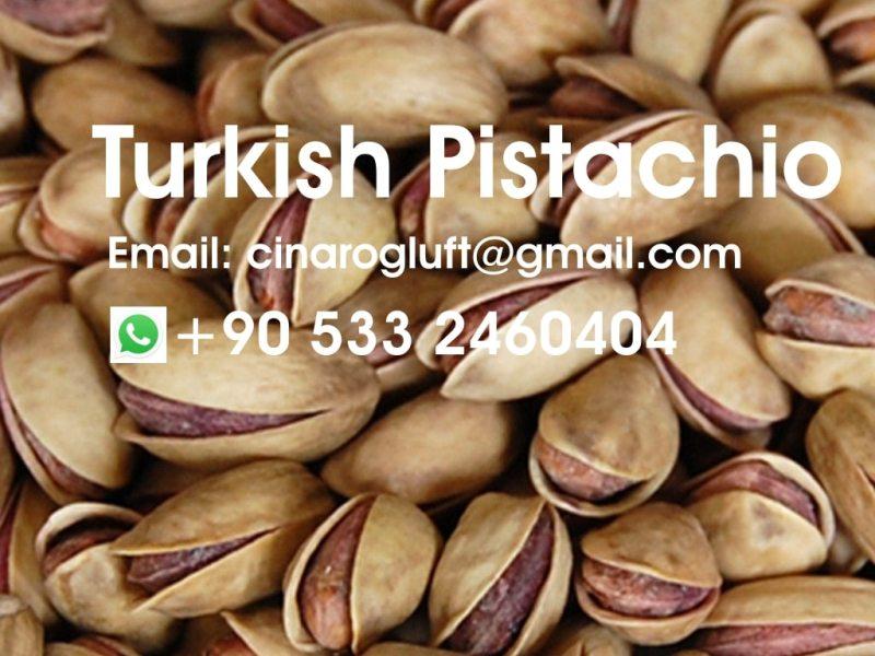 roasted turkish  antep pistachio